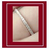 Silver Ring Tear Drop Gems SZ 6