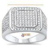 Large Mens Ring 6.3 Grams SZ 8