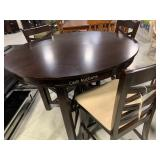 Bistro Table & 3 Chairs