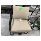 1 Patio Chair & Table