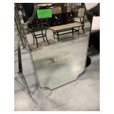 "Silver Mirror (24"" x 36"")"