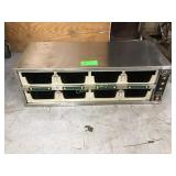 Duke warming cooker missing drawers condition