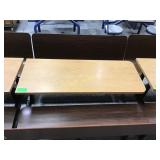 Ply mold booth