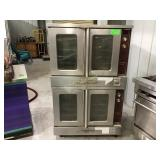 South Bend Silverstar double convection oven, gas