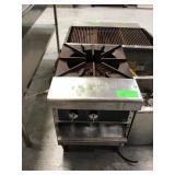Star large burner cook unit gas fired