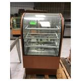 QBD 30 1/4 inch waterfall style refrigerated