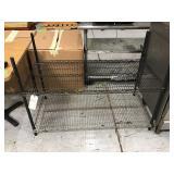48 inch wire metro rack