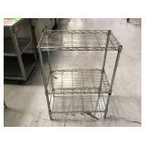"""13"""" x 22 1/2"""" small wire shelf"""