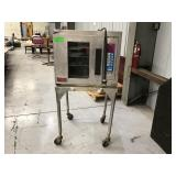 Lang electric oven