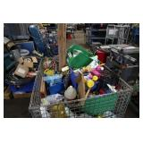 Lot:  Cleaning supplies