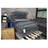 Wire decking sections - 4