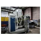 Hurco VM1  machining center  w/ tools - table