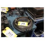 Vise indexing plate - 11""