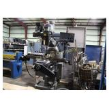 Sharpe OMV  Mill milling machine - CNC controlled