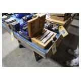 Lot:  Parallel bars