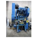 Bliss  #2  double action hydraulic press - 85 ton