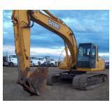 2007 John Deere 200CLC Excavator