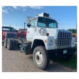 1978 Ford 9000 Custom Cab, 161,379 Miles, Parts Truck Only, No Title. Sold on a Bill of Sale.