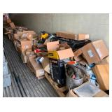 (7) Pallets of Assorted New Ford Parts