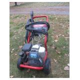 Troy Bilt Pressure Washer With A Honda GC160 5.0 Motor