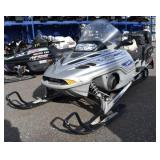 2002 Skidoo Bombardier 600 Grand Touring Snowmobile, 1306 Miles