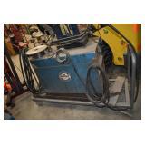 Miller 1767 3-Phase Welder on Rolling Cart