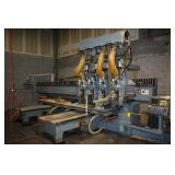 1995 Heian ZR-442P Industrial CNC Router 480v 3 Phase