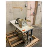 Seiko LSWN-8BL Sewing Machine 110v Single Phase