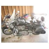 2008 Polaris Victory Motorcycle 92 Cubic Inch Loaded Package - Approximately 4,800 Miles