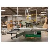 1998 Altendorf F 45 Standard Table Saw With Slider 3200, Saw Guard And Fence