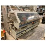 Diehl Accumould DL 405 5-Head Moulder, 230/460v, 3 Phase