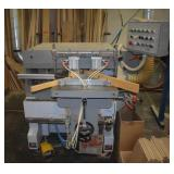 2004 Paolino Bacci Model:TTF112M Miter Corner Door Machine