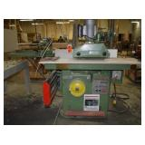 DFDA-4 Shaper With 125/250V With Sliding Table, 3 Phase