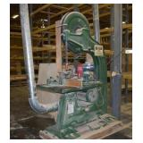 "Centauro 900 ST Industrial Band Saw With Power Feeder, 64""x35""x106""T"
