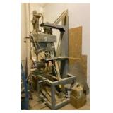Clausing Drill Press With Custom Stand