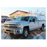 2015 Chevy Silverado 2500HD 4WD - 179K Miles - Mory Master60 Heated/Cooled Topper