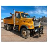 2002 Sterling Dump Truck, 2005 Ford F-350 Extended Cab 4X4, 2005 Ford F-350 With Plow & More