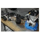 (4) NEW Weber 72HP 750REV Engine Kits