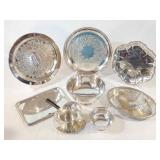 Silverplate Lot #3