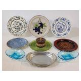 Decorative Plate Lot #1