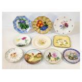 Decorative Plate Lot #2