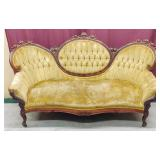 Antique Eastlake Settee