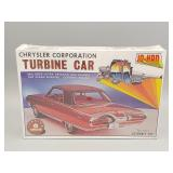 Jo-han Chrysler Turbine Car 1:25 Scale Model