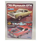 (2) Plymouth GTX Scale Models #2
