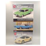 (3) Mopar Scale Models Lot #1