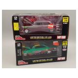 (2) Hot Rod Die-Cast 1:24 Scale Cars #1