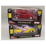 (2) Hot Rod Die-Cast 1:24 Scale Cars #2