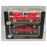 (2) Road Tough Die-Cast 1:18 Scale Cars