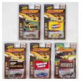 (5) Racing Dreams Series Die-Cast 1:64 Scale #2