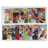 (17) Marvel Fanfare Comics